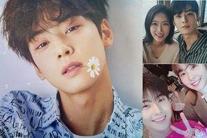 Cha Eun Woo từng hứa với bố sẽ không yêu đương suốt thời trung học, không biết chọn ai giữa Lim Soohyang và Seo Eun Soo
