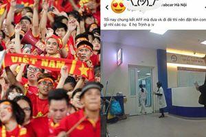 Con chào đời đúng ngày Việt Nam đá chung kết AFF Cup 2018, bố lên mạng hỏi đặt tên gì cho ấn tượng và hàng loạt câu trả lời
