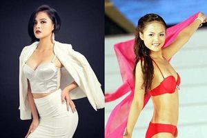 Thu Quỳnh: Hành trình 'lột xác' từ 'hoa hậu thân thiện' đến 'chị đại gái làng chơi' nóng bỏng