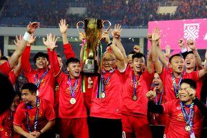 Việt Nam lần thứ 2 vô địch AFF Cup, thầy trò HLV Park Hang Seo làm nên chiến tích