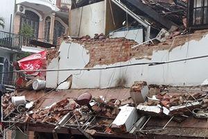 Tiệm bánh 2 tầng bị sập ở Huế đã gần 100 tuổi