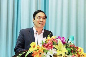 Chân dung tân Bí thư Tỉnh ủy Phú Thọ Bùi Minh Châu