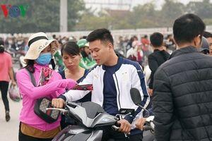 Giá vé 'chợ đen' trận Việt Nam-Malaysia lên đến 25 triệu đồng