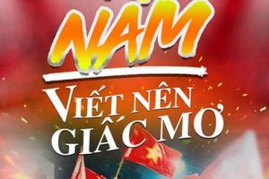 Việt Nam viết nên giấc mơ AFF Cup