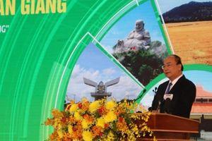 Thủ tướng mong muốn có nhiều nhà đầu tư, doanh nghiệp đến An Giang