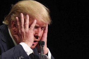 Tuần lễ tồi tệ nhất của Tổng thống Trump