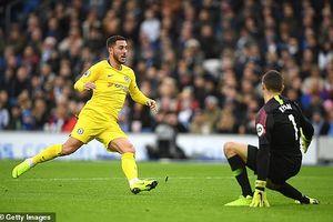 Đánh bại Brighton, Chelsea nắm chắc vị trí thứ tư