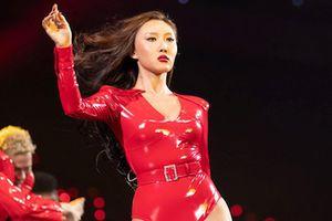 Nữ ca sĩ Kpop trở nên nổi tiếng sau tranh cãi trang phục phản cảm