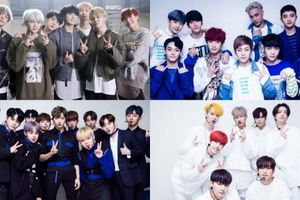 8 nhóm nhạc nam Kpop có sức ảnh hưởng nhất ở Mỹ
