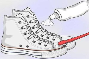 8 mẹo làm sạch giày, nhìn như mới sau 5 phút