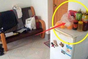 5 thứ đặt trên tủ lạnh khiến tiền bạc đội nón ra đi