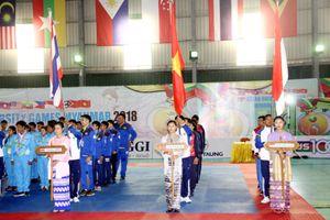 19th ASEAN University Games: Lần đầu tiên Vovinam Việt Nam được đưa vào thi đấu