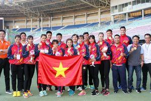 19th ASEAN University Games: Việt Nam dẫn đầu môn điền kinh