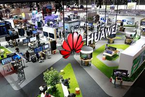 Tại sao là Huawei?