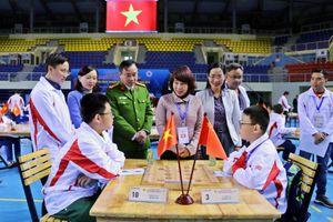 Giải vô địch cờ tướng trẻ châu Á mở rộng - Việt Nam 2018 khởi tranh tại TP Hạ Long