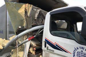 Hai tai nạn hy hữu trên cùng một tuyến đường