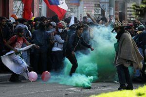 Colombia tăng ngân sách đại học để xoa dịu biểu tình