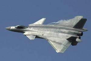 Tiêm kích tàng hình J-20 Trung Quốc xuất hiện trong căn cứ Mỹ