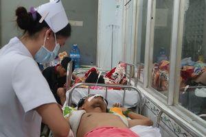 TPHCM: 'Đi bão' sau chung kết AFF Cup, nhiều người nhập viện