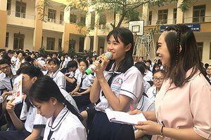 Dân chủ trường học, cách làm của thầy Thiên Ấn