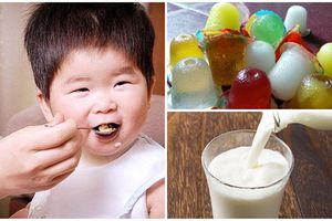 Đây là những thực phẩm mẹ TUYỆT ĐỐI không cho trẻ dưới 1 tuổi ăn kẻo có ngày MẤT CON