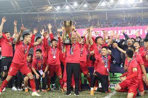 NHM Hàn Quốc sung sướng: 'Cứ như là chúng ta vô địch vậy'