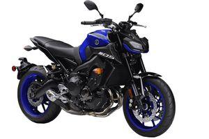 Cận cảnh Yamaha MT-09 2019 giá 299 triệu tại Việt Nam