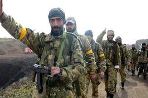 Thổ Nhĩ Kỳ đe dọa tấn công, hàng chục tay súng người Kurd hoảng loạn tháo chạy