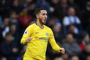 Hazard 'nổ súng', Chelsea bỏ xa Arsenal