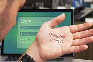 25 mật khẩu 'ngốc' nhất năm 2018
