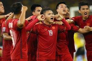 Sống lại 15 khoảnh khắc 'vỡ òa' cùng đội tuyển Việt Nam tại AFF Suzuki Cup 2018