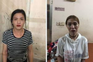 Giả nữ, cướp điện thoại của khách nước ngoài trong đêm 'bão'