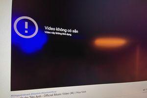 Vì sao kênh YouTube trăm triệu lượt xem của Hoa Vinh biến mất?