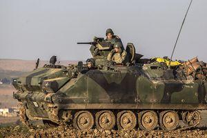 Chiến sự Syria: Quân đội Thổ Nhĩ Kỳ khai chiến với người Kurd tại Aleppo