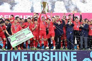Việt Nam vượt mặt Thái Lan, thống trị AFF Cup trong nhiều năm tới?
