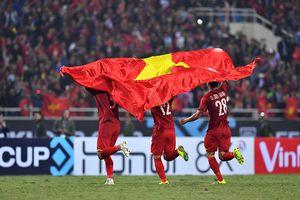 Xếp hạng sức hút của toàn bộ 23 cầu thủ đội tuyển Việt Nam vừa vô địch AFF Cup 2018 trên mạng xã hội