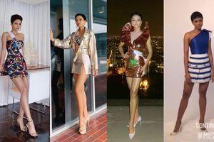Không phải váy xuyên thấu, đây mới là style khiến H'Hen Niê 'chết mê chết mệt' ở Miss Universe