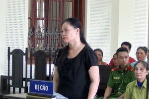 Lừa 'chạy việc', cô giáo miền núi lĩnh án 14 năm tù