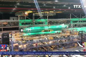 Boeing mở nhà máy sản xuất máy bay 737 tại Trung Quốc