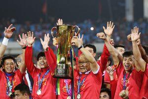 Vô địch AFF Suzuki Cup 2018, Thaco tặng tuyển Việt Nam 2 tỷ đồng