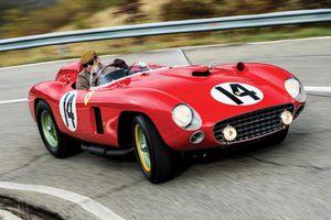 Thêm một chiếc Ferrari siêu hiếm đã được chốt giá lên tới 8 chữ số