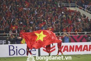 Vô địch AFF Cup, Việt Nam gặp Hàn Quốc ở trận tranh Cúp liên khu vực