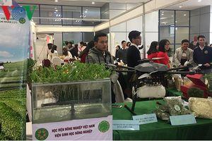 Bà Trương Thị Mai dự Ngày hội khởi nghiệp quốc gia của học sinh, sinh viên