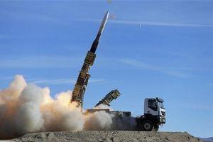 Chương trình tên lửa của Iran là 'không thể thương lượng'