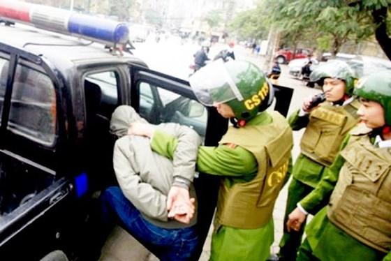 Đồng loạt ra quân trấn áp tội phạm dịp Tết Nguyên đán 2019