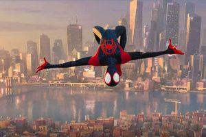 Aquaman chưa ra mắt tại Bắc Mỹ là dịp để siêu anh hùng da màu Spider-Man lên ngôi vương
