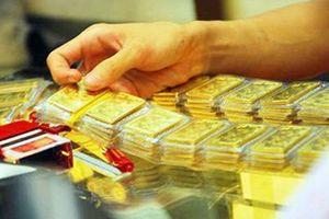 Chờ đợi quyết định của FED, giá vàng lừng khừng chưa rõ xu hướng