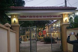 Sớm xác minh vụ việc ứng xử không chuẩn mực với học sinh tại Phú Thọ