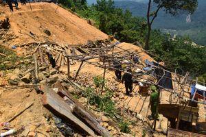 Quảng Nam: Đi khai thác vàng một phụ nữ bị nước cuốn trôi mất tích