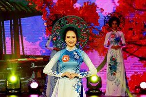 Nữ sinh Huế trở thành hoa khôi Sinh viên Việt Nam 2018